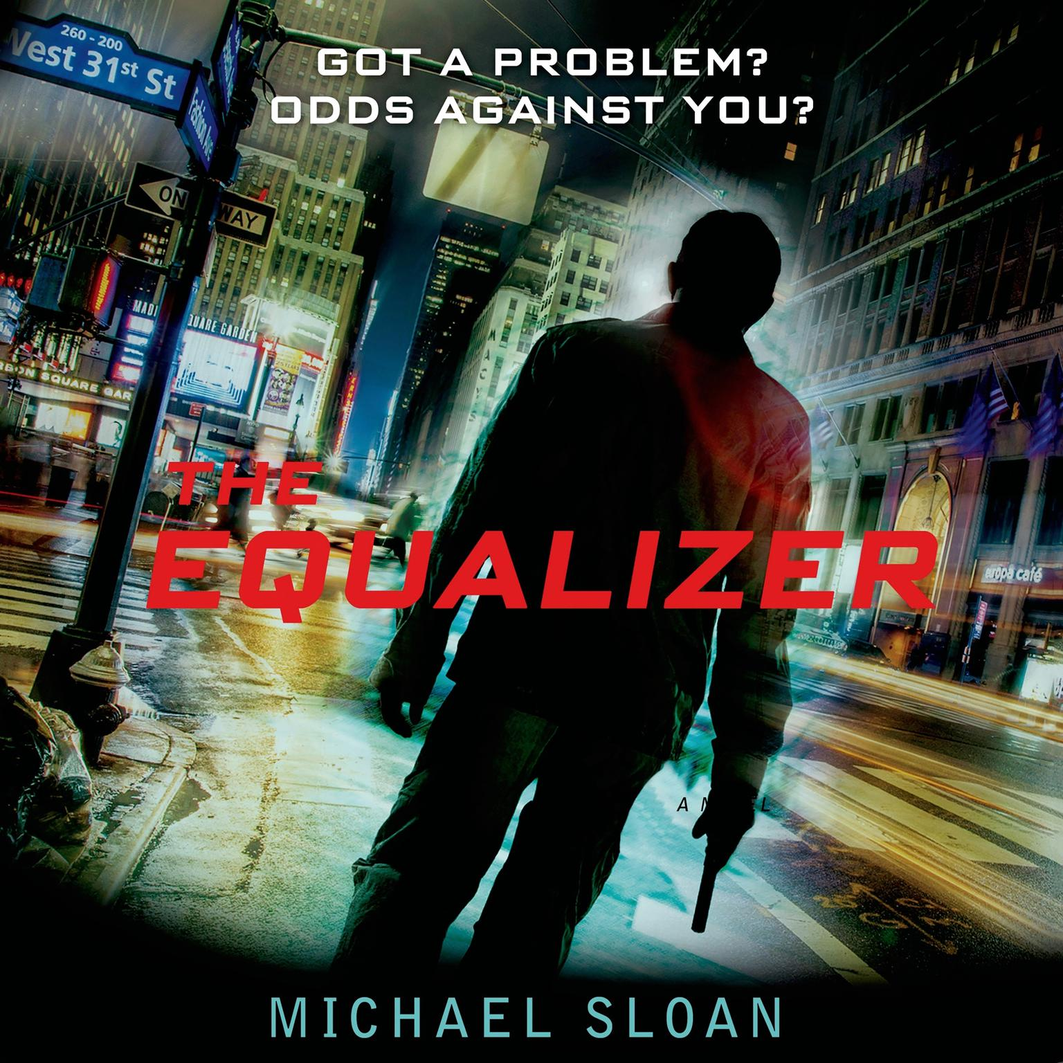 Printable The Equalizer: A Novel Audiobook Cover Art