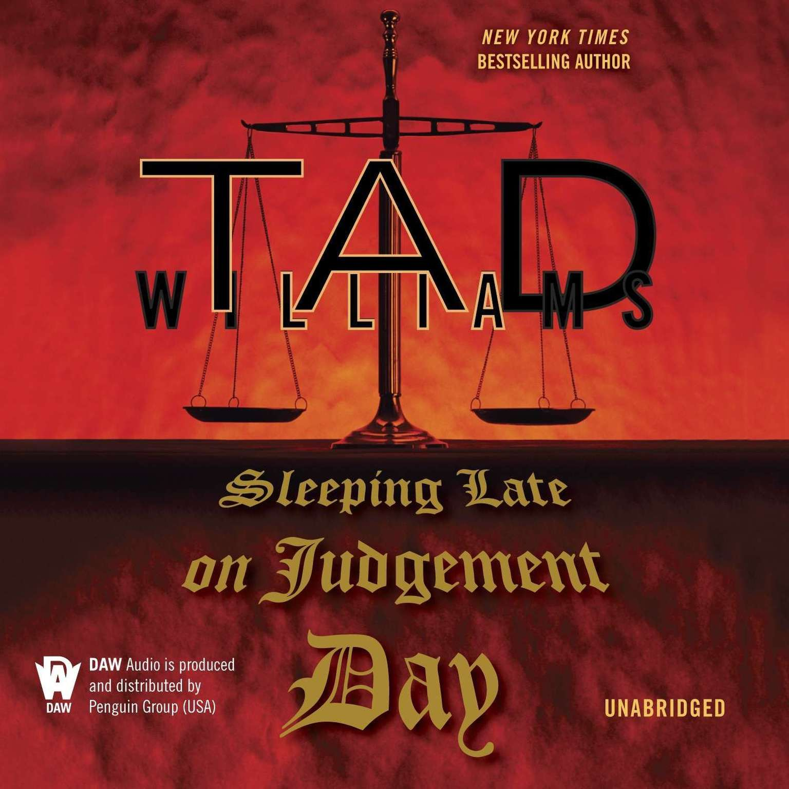 Printable Sleeping Late On Judgement Day: A Bobby Dollar Novel Audiobook Cover Art