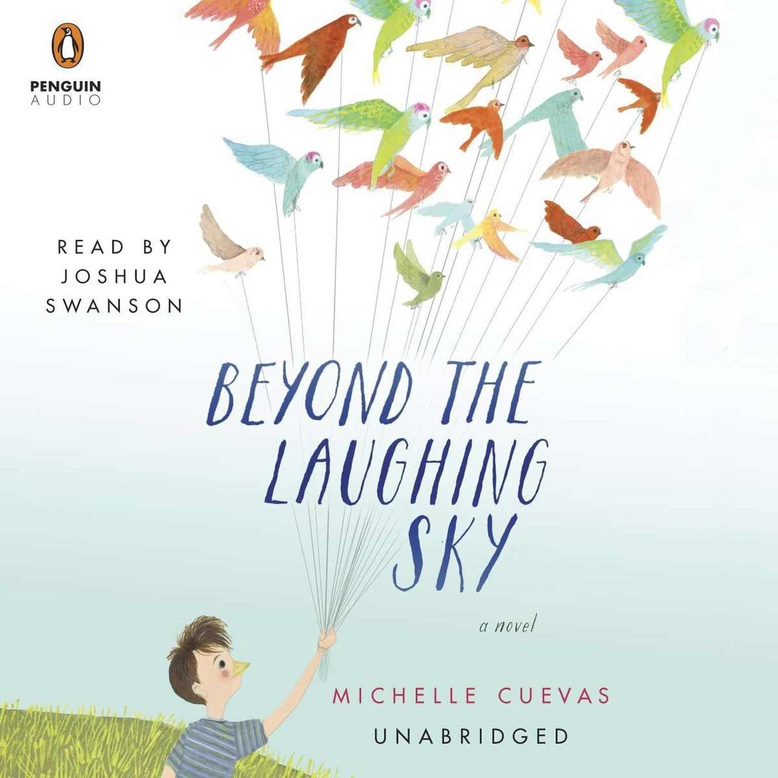 Printable Beyond the Laughing Sky Audiobook Cover Art