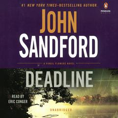 Deadline Audiobook, by John Sandford