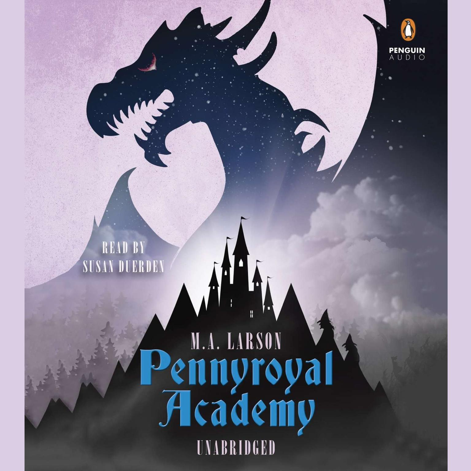 Printable Pennyroyal Academy Audiobook Cover Art