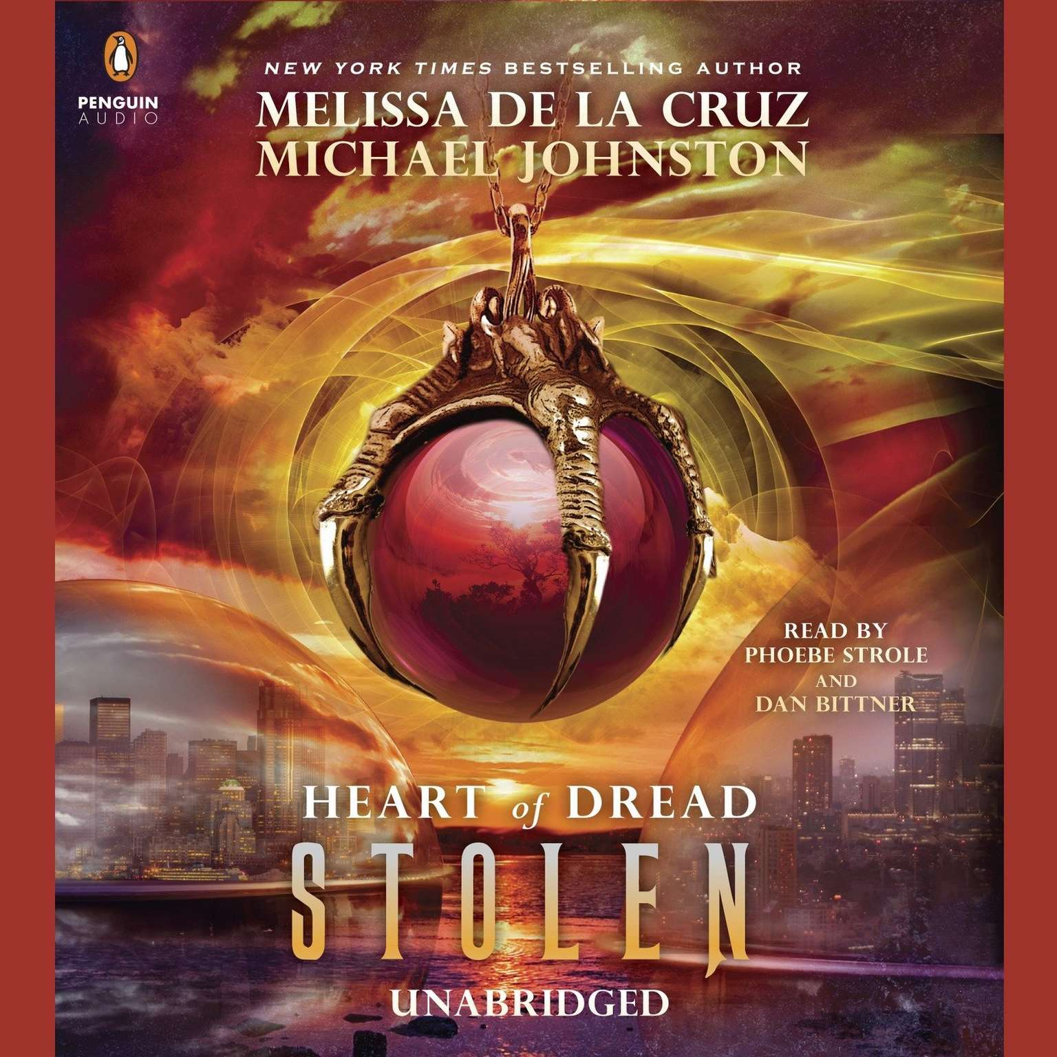 Printable Stolen: Heart of Dread, Book Two Audiobook Cover Art
