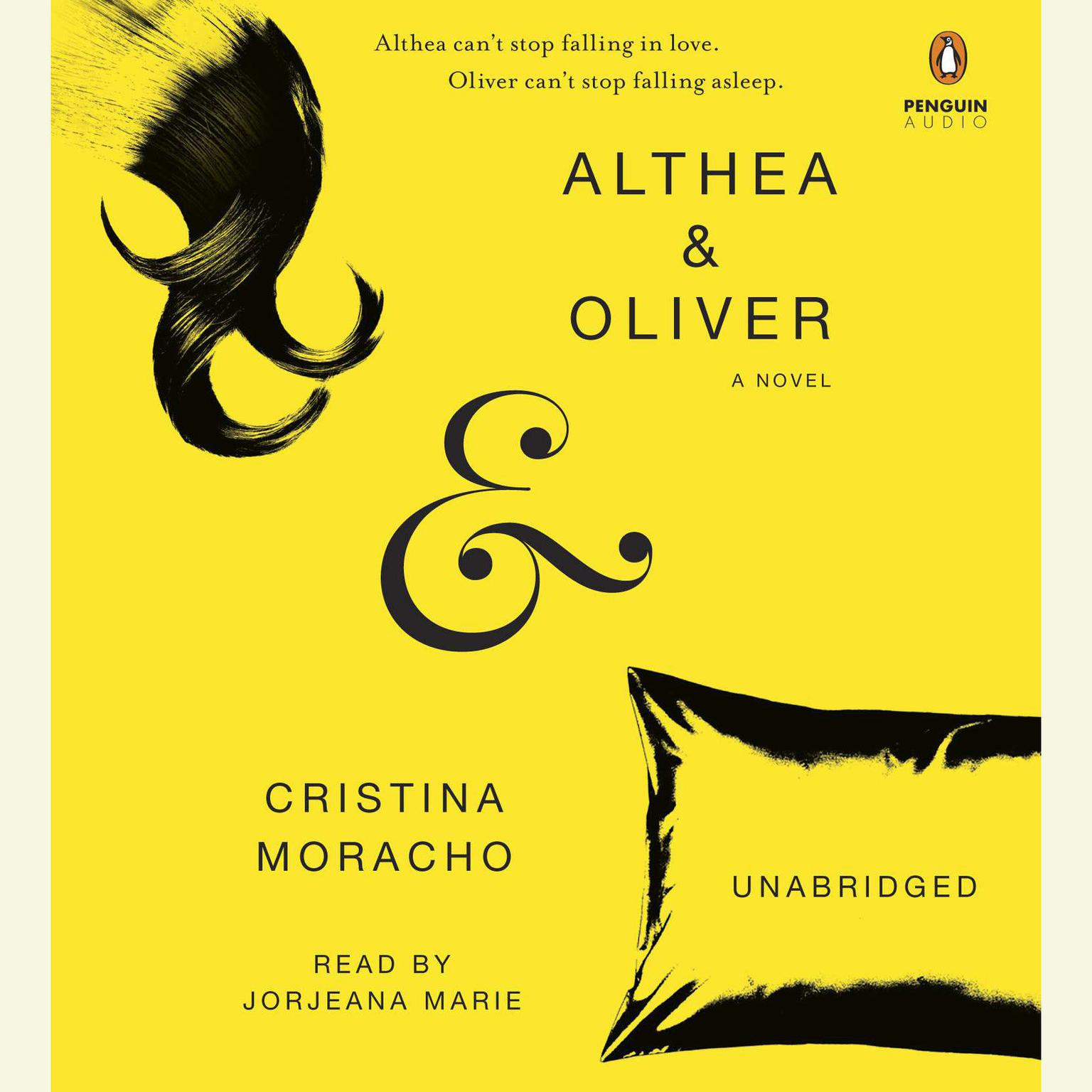 Printable Althea & Oliver Audiobook Cover Art