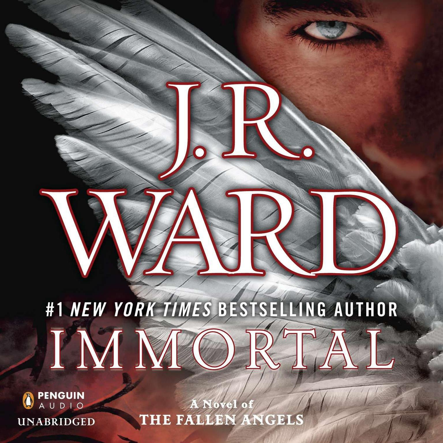 Printable Immortal: A Novel of the Fallen Angels Audiobook Cover Art