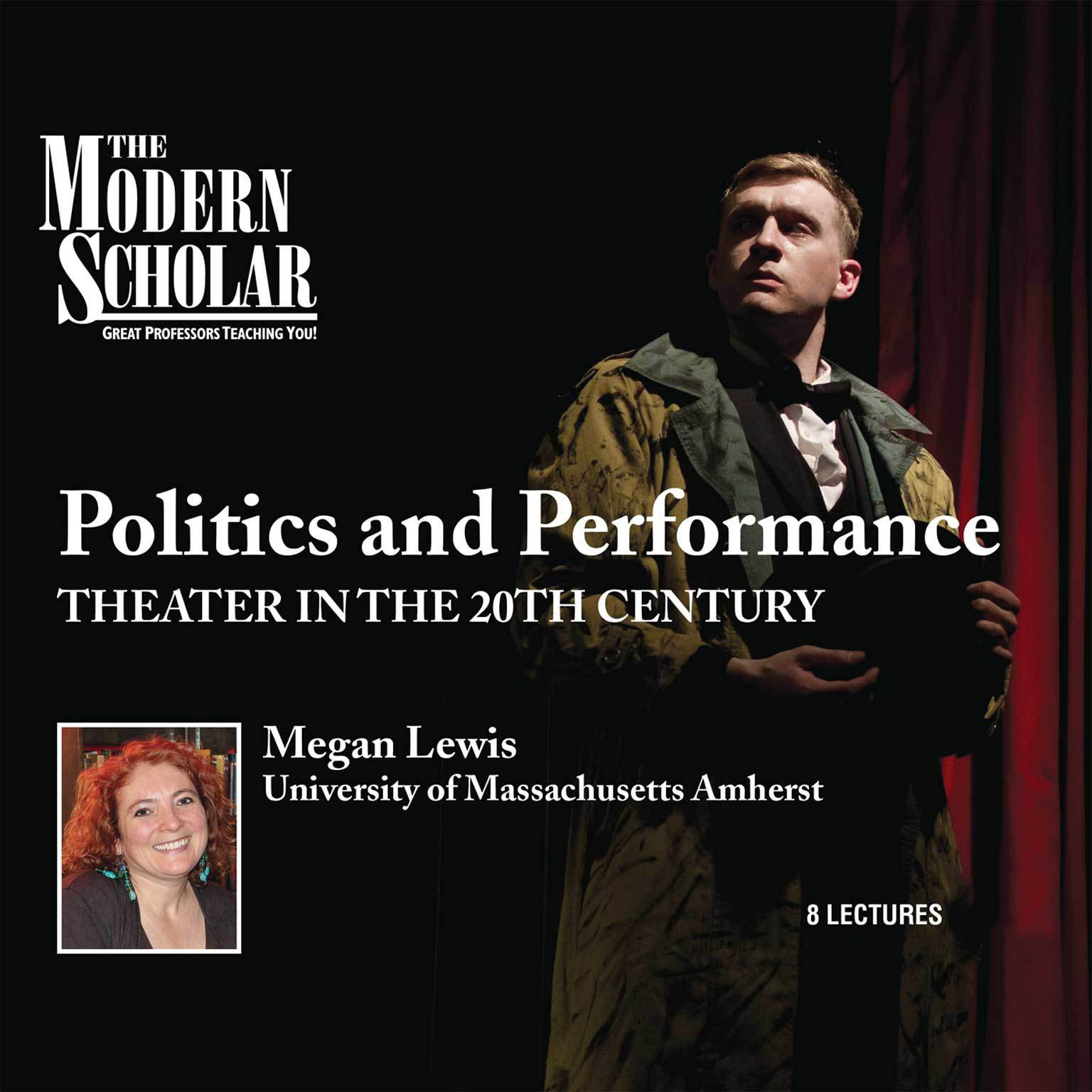 Printable Politics and Performance: Theater in the 20th Century Audiobook Cover Art