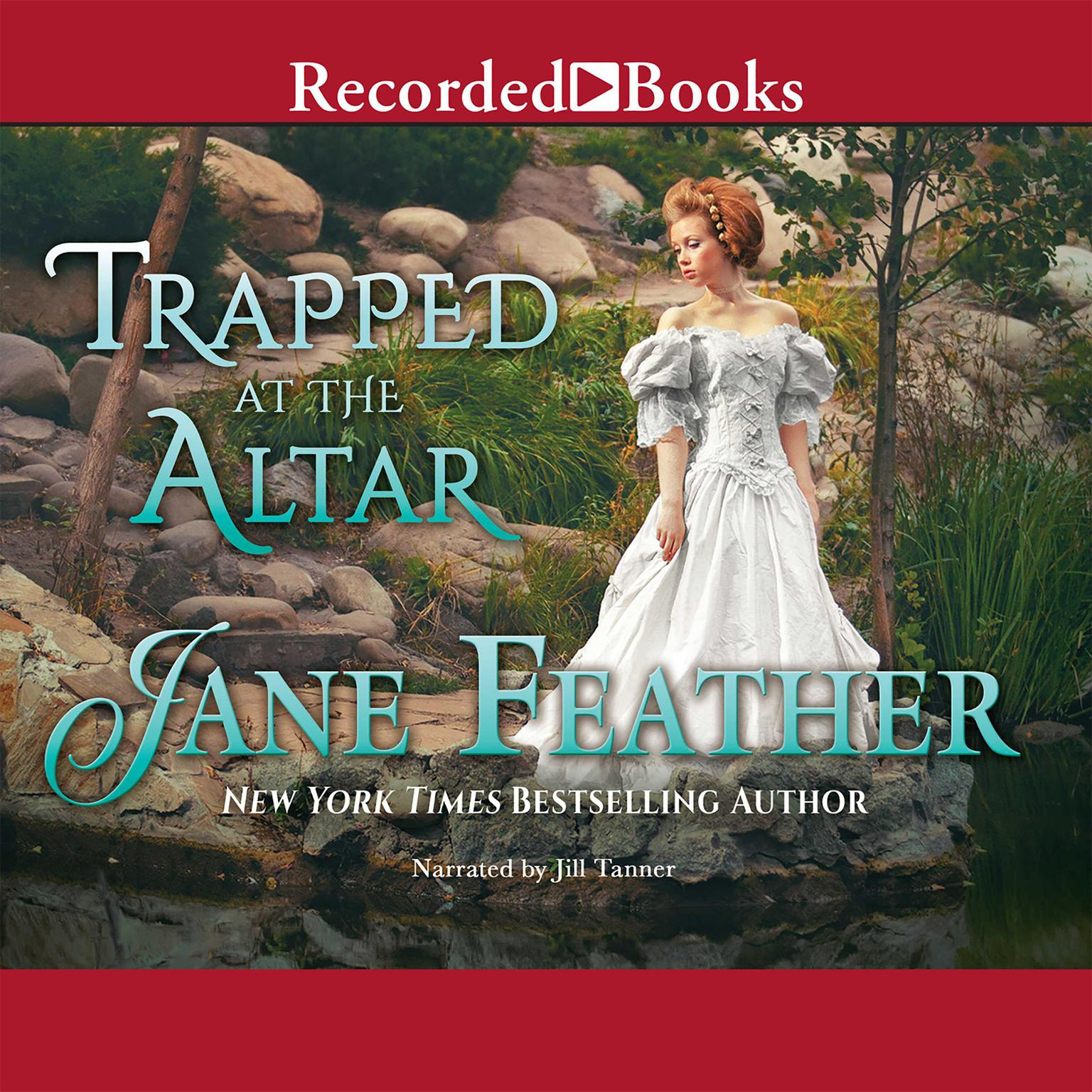Printable Trapped at the Altar Audiobook Cover Art