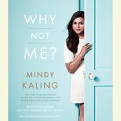Why Not Me? Audiobook, by Mindy Kaling