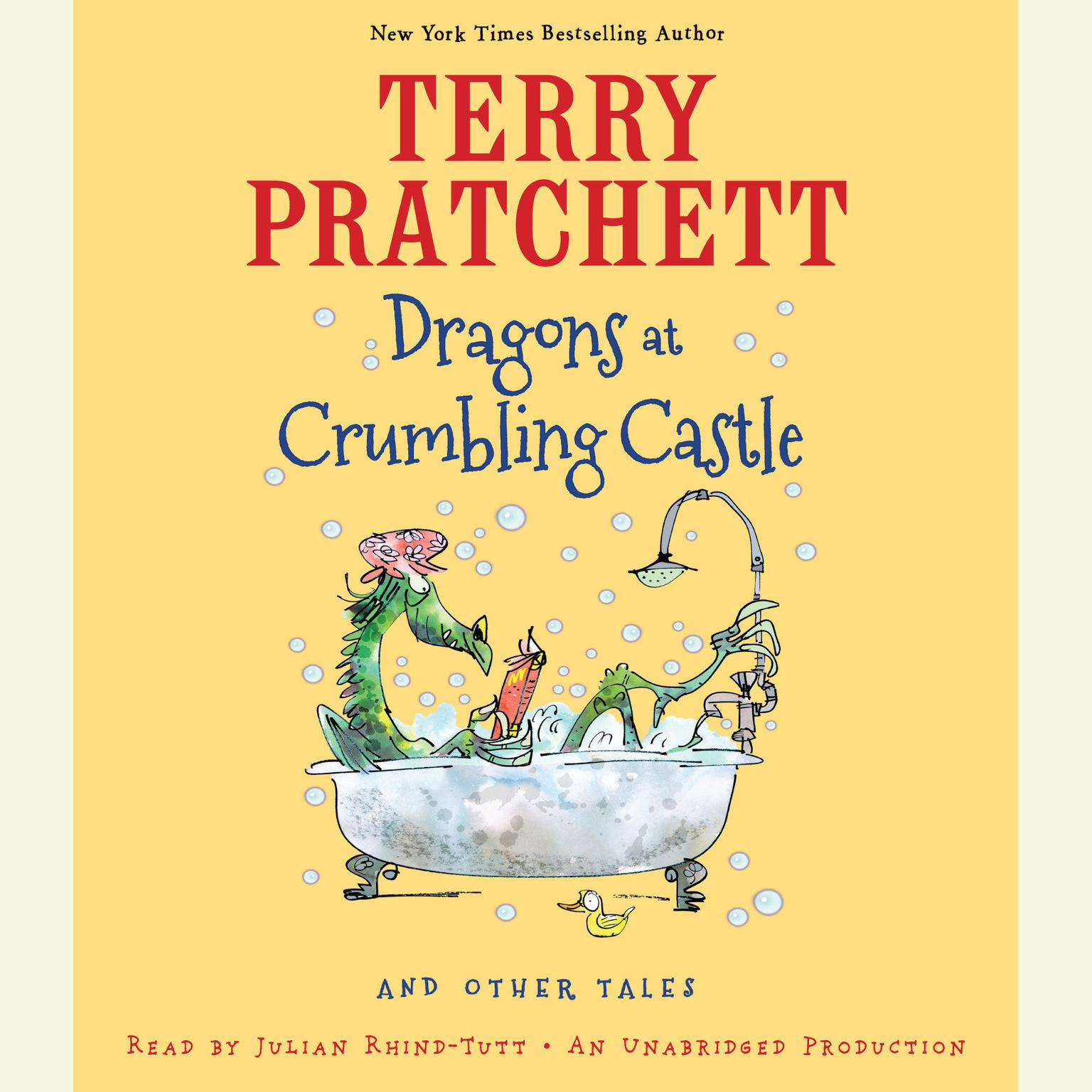 Printable Dragons at Crumbling Castle: And Other Tales Audiobook Cover Art