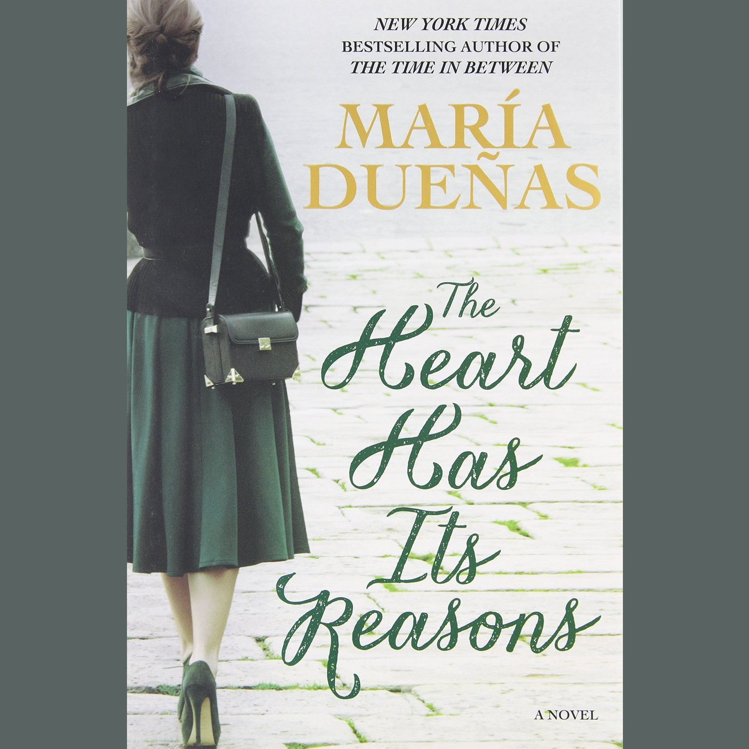 Printable The Heart Has Its Reasons: A Novel Audiobook Cover Art