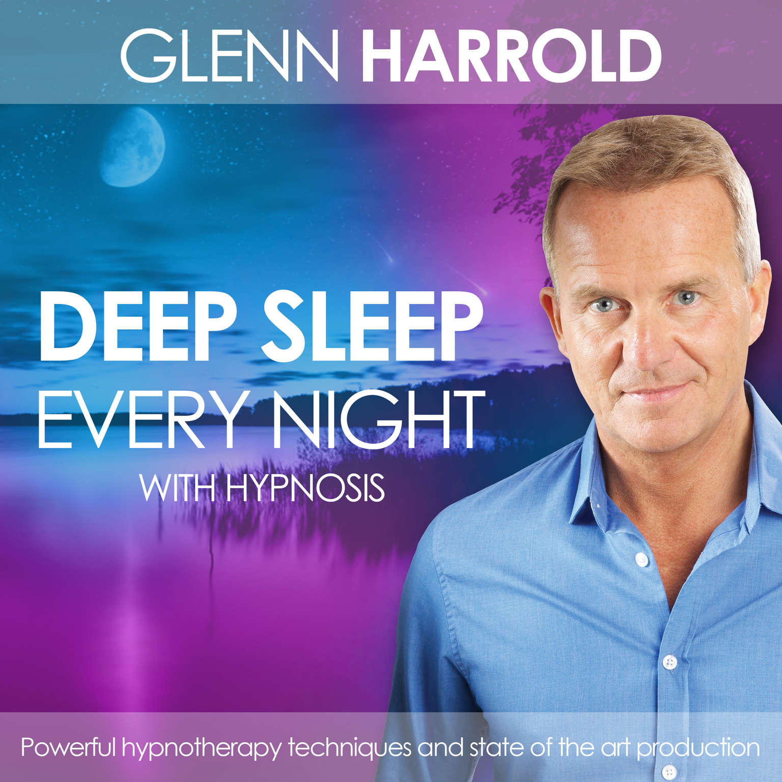 Deep Sleep Every Night Audiobook, by Glenn Harrold