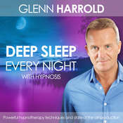 Deep Sleep Every Night Audiobook, by Glenn Harrold