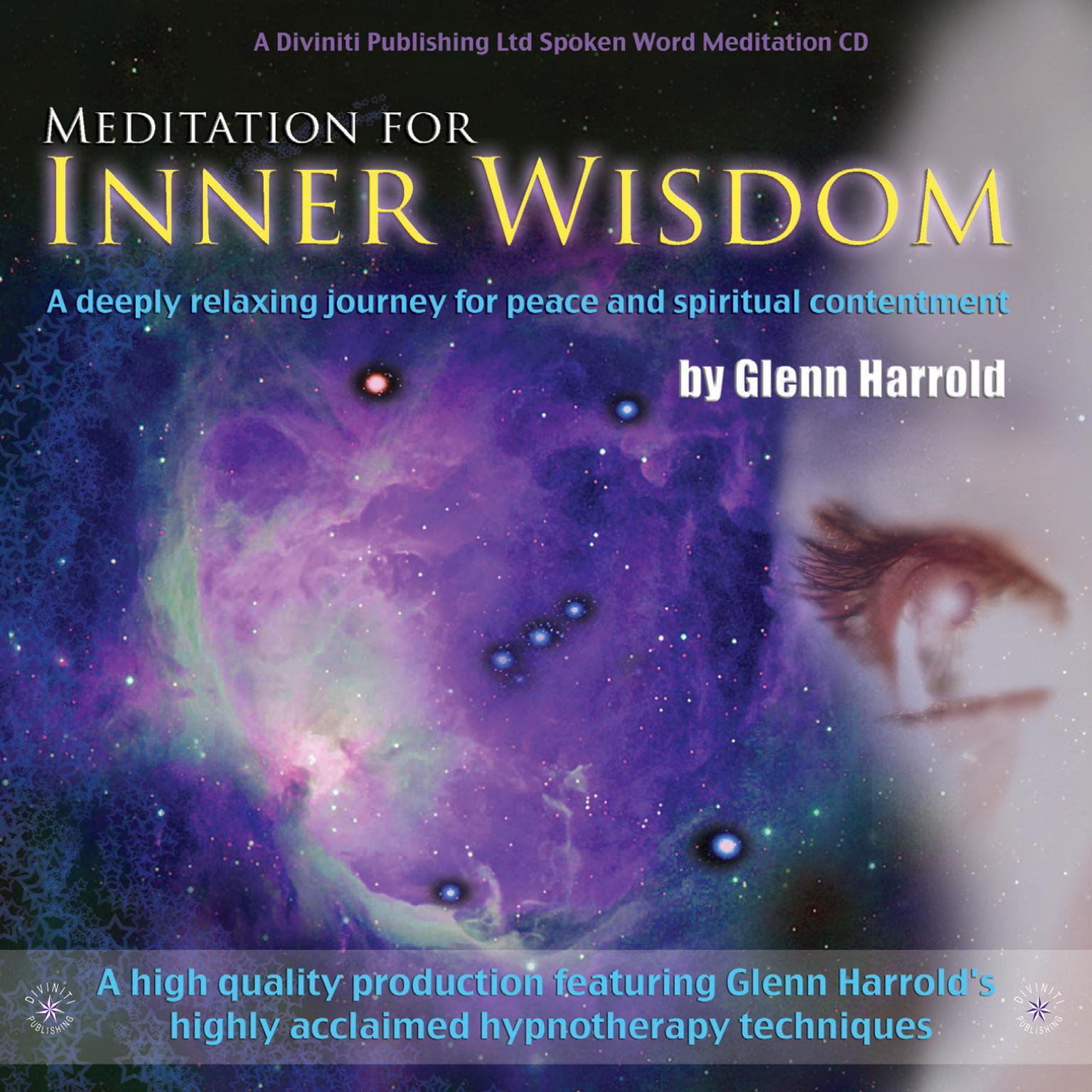 Meditation For Inner Wisdom: Health, Mind, Body & Soul Audiobook, by Glenn Harrold