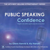 Public Speaking Confidence Audiobook, by Glenn Harrold, Aly Harrold
