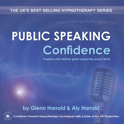 Public Speaking Confidence Audiobook, by Glenn Harrold