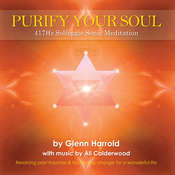 417Hz Solfeggio Meditation: Facilitating Change Audiobook, by Glenn Harrold, Ali Calderwood
