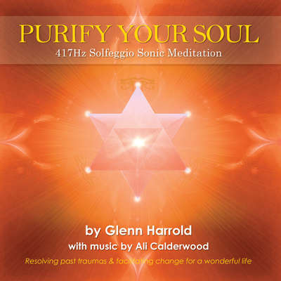 417Hz Solfeggio Meditation: Facilitating Change Audiobook, by Glenn Harrold