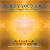 528Hz Solfeggio Meditation: Transformation & Miracles Audiobook, by Glenn Harrold, Ali Calderwood