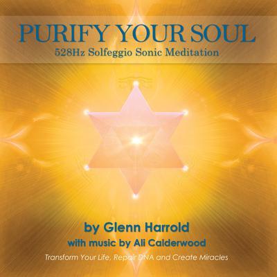 528Hz Solfeggio Meditation: Transformation & Miracles Audiobook, by Glenn Harrold
