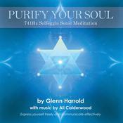 741Hz Solfeggio Meditation: Awakening Intuition Audiobook, by Glenn Harrold