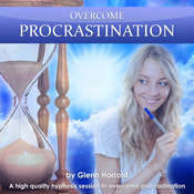 Overcome Procrastination Audiobook, by Glenn Harrold