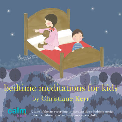 Bedtime Meditations for Kids Audiobook, by Christiane Kerr
