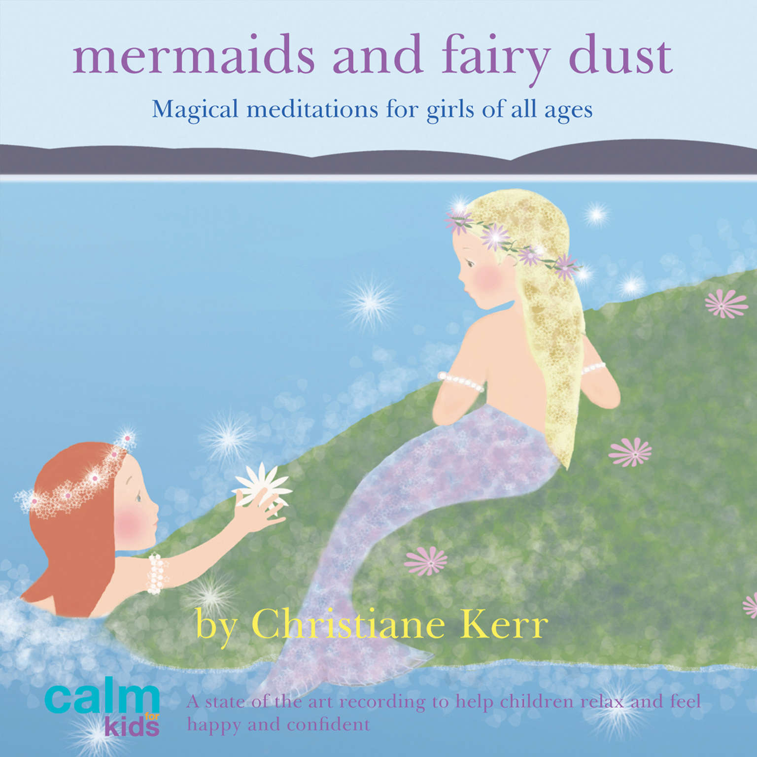 Printable Mermaids And Fairy Dust Audiobook Cover Art