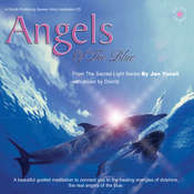 Angels of the Blue Audiobook, by Jan Yoxall