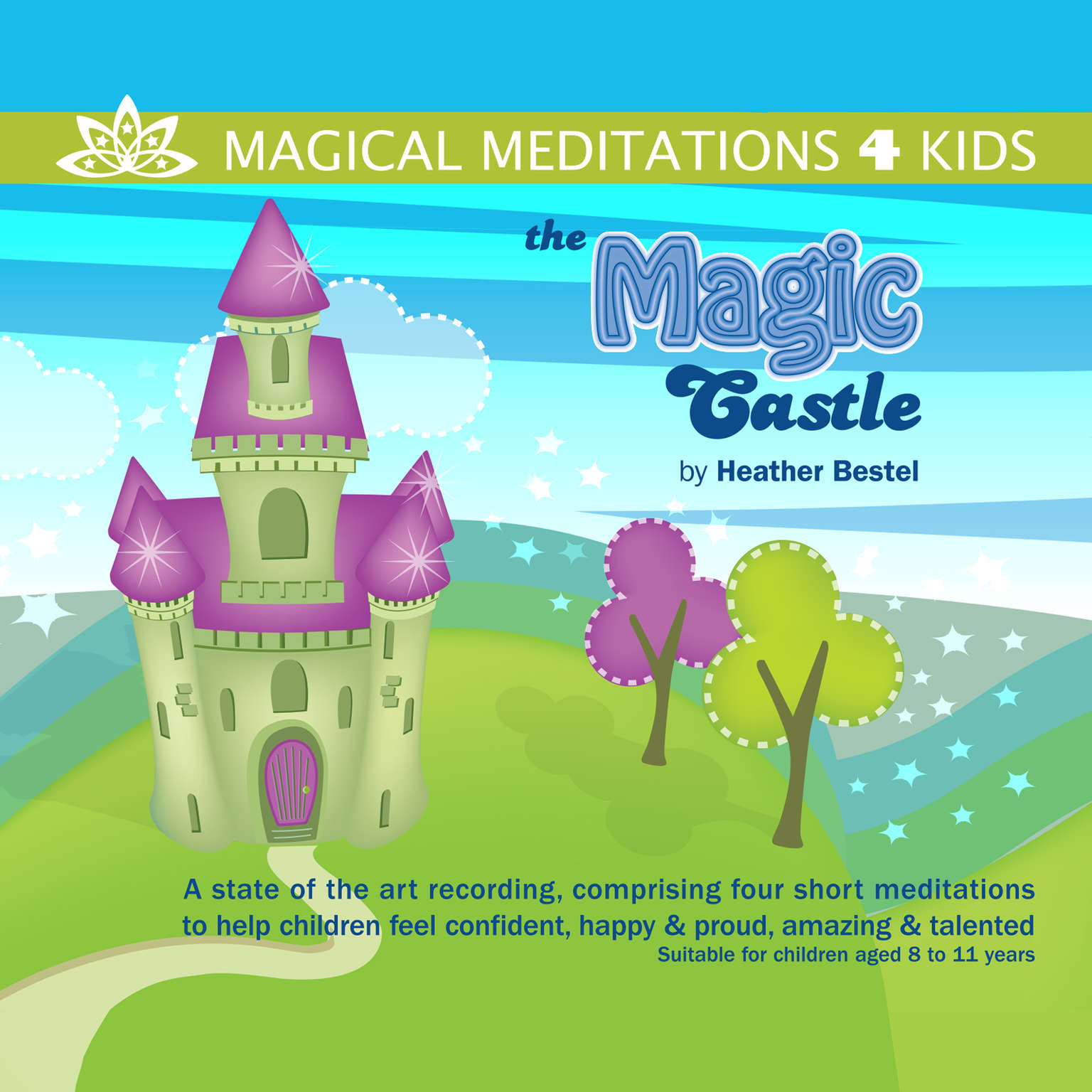 Printable The Magic Castle Audiobook Cover Art