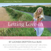 Letting Love In: Guided Meditations to Help You Create More Love in Your Life Audiobook, by Lucinda Drayton