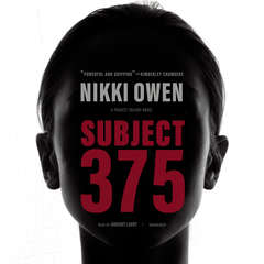 Subject 375 Audiobook, by Nikki Owen