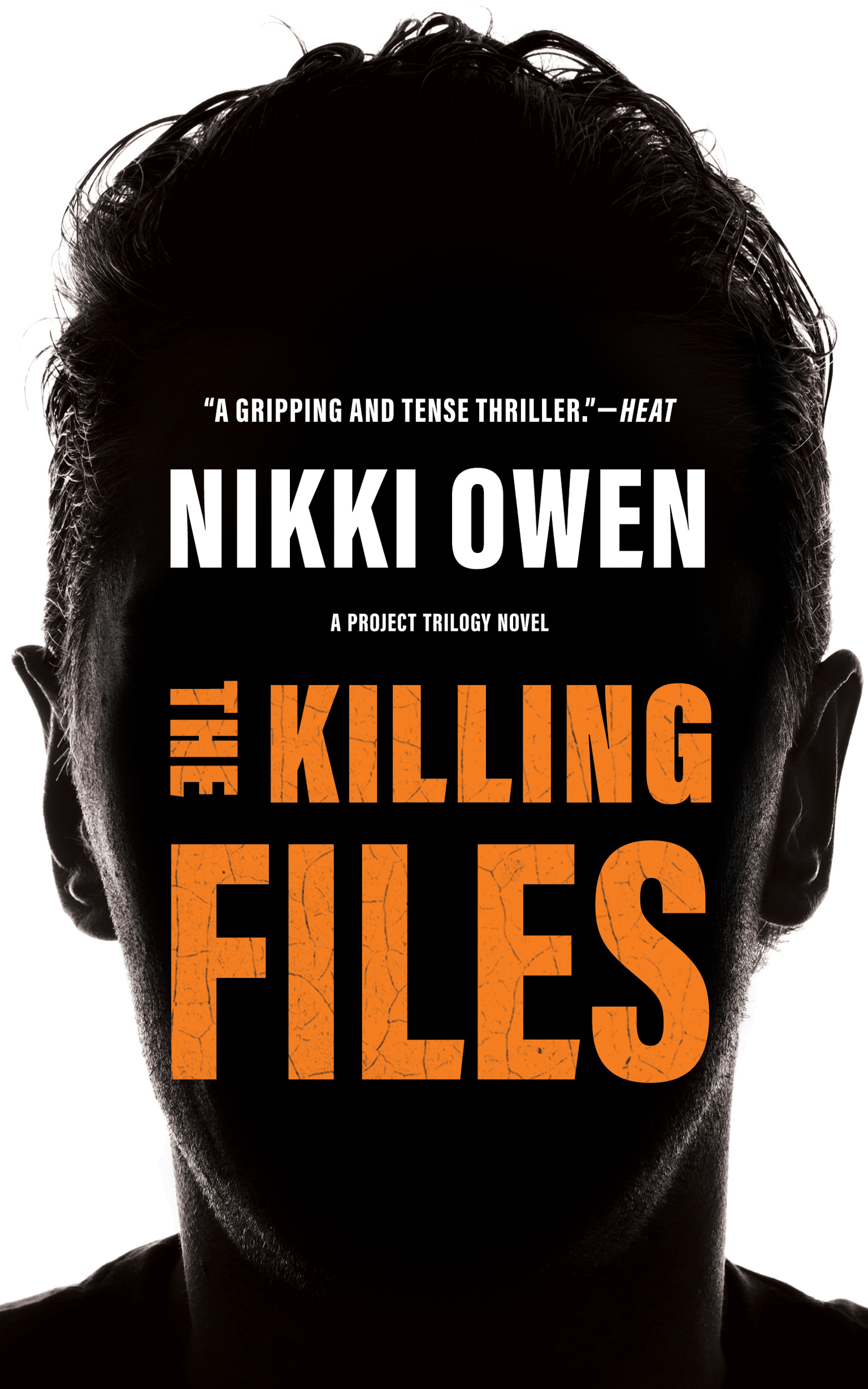 Printable The Killing Files Audiobook Cover Art