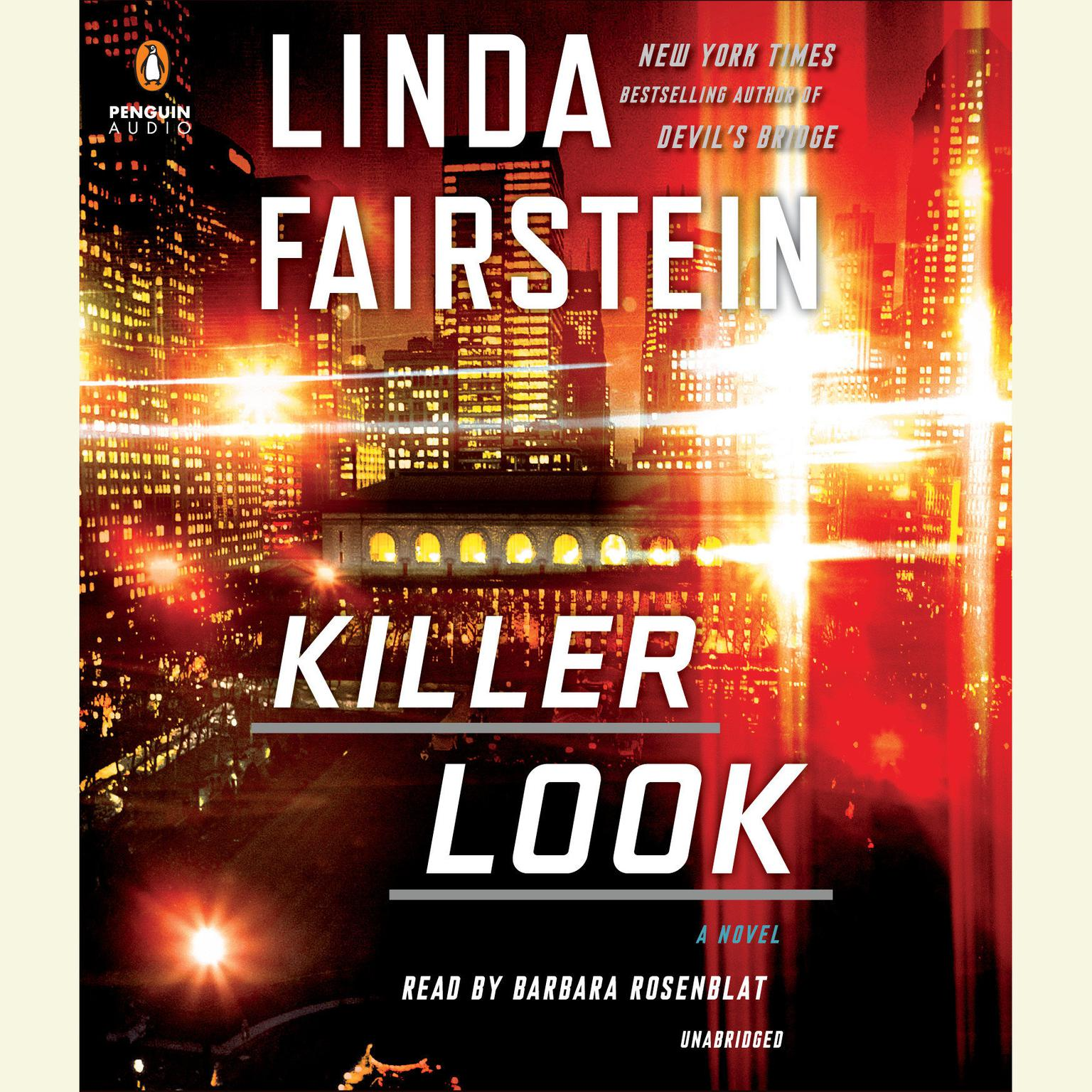 Printable Killer Look Audiobook Cover Art