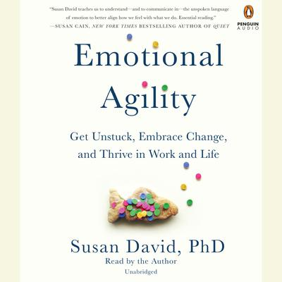 Emotional Agility Audiobook, by Susan David