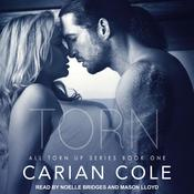Torn Audiobook, by Carian Cole