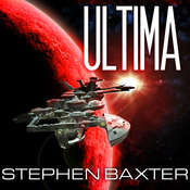 Ultima Audiobook, by Stephen Baxter