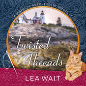 Twisted Threads Audiobook, by Lea Wait