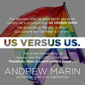 Us versus Us: The Untold Story of Religion and the LGBT Community Audiobook, by Andrew Marin