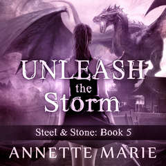 Unleash the Storm Audiobook, by Annette Marie