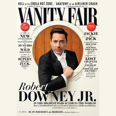 Vanity Fair: October 2014 Issue Audiobook, by Vanity Fair