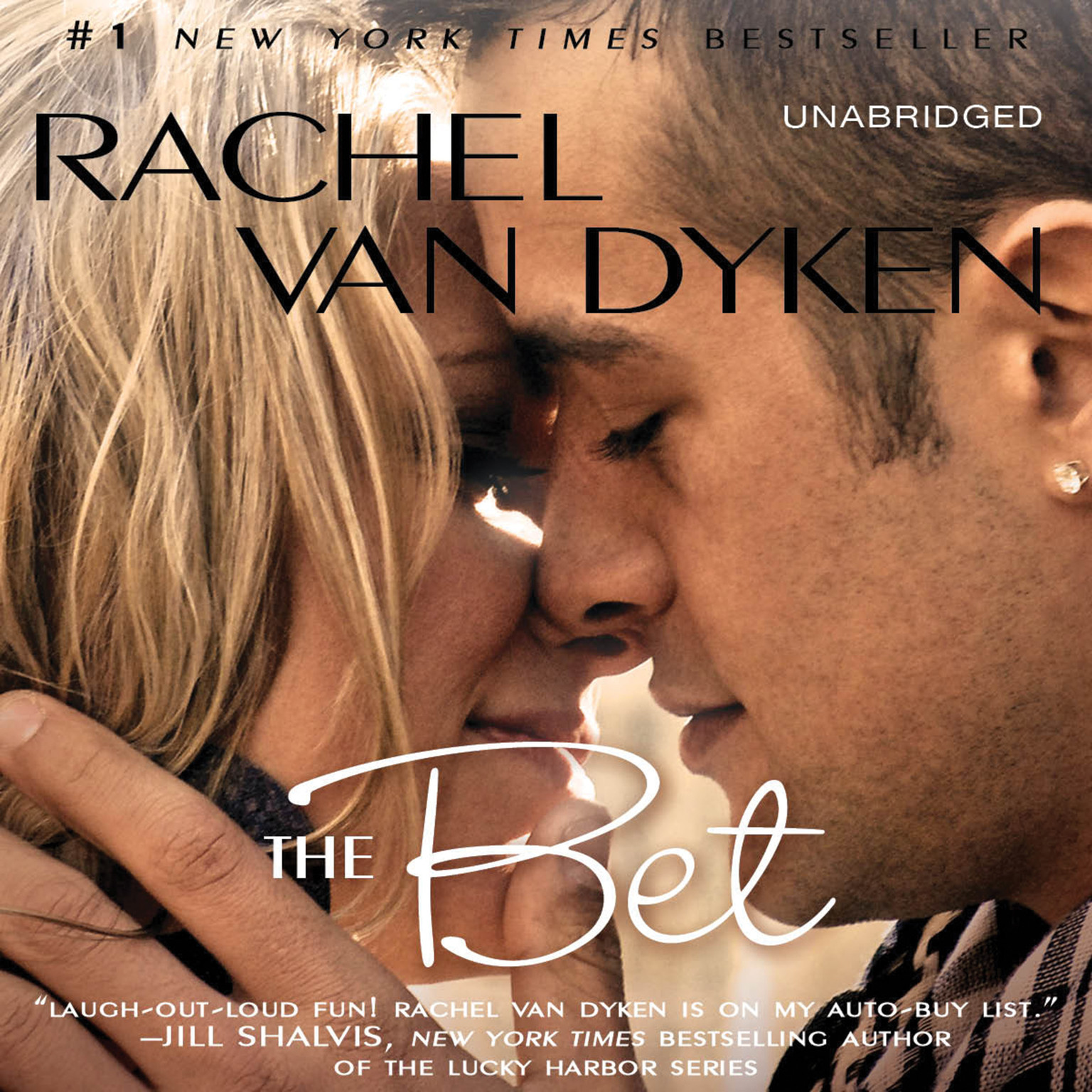 Printable The Bet Audiobook Cover Art