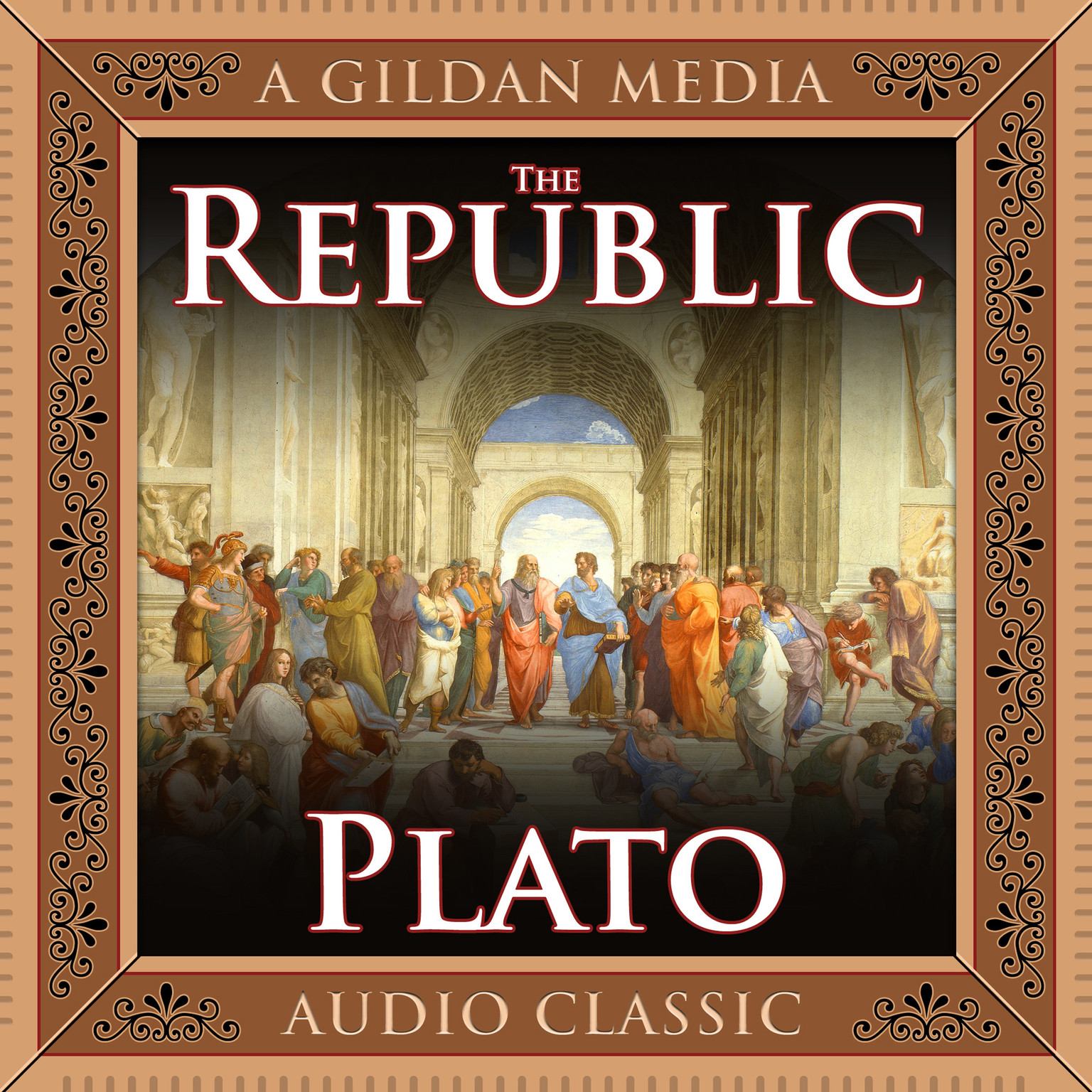 Printable The Republic of Plato, 2nd Edition: Translated with Notes, An Interpretive Essay, and a New Introduction by Allan Bloom Audiobook Cover Art