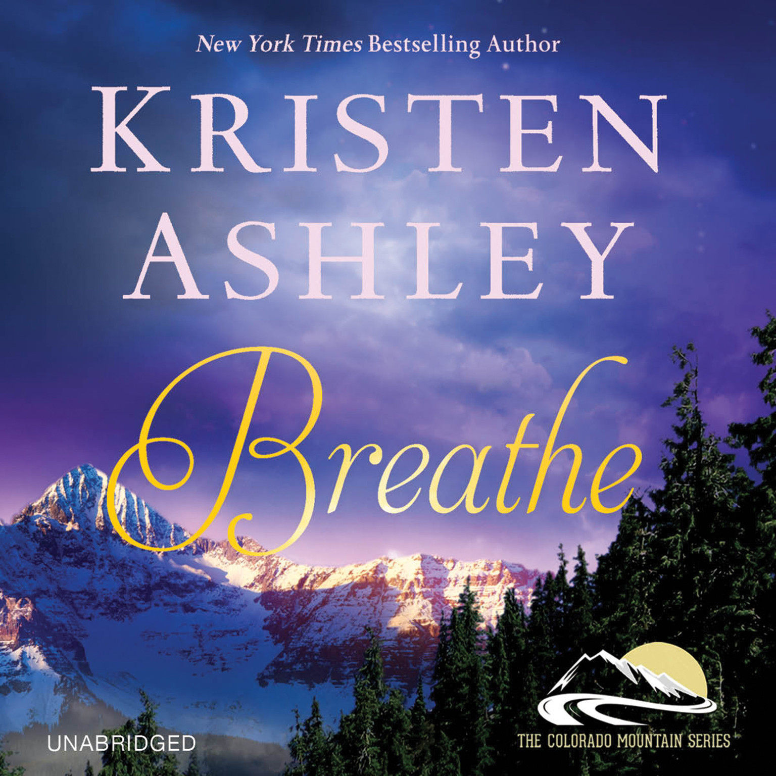 Printable Breathe Audiobook Cover Art