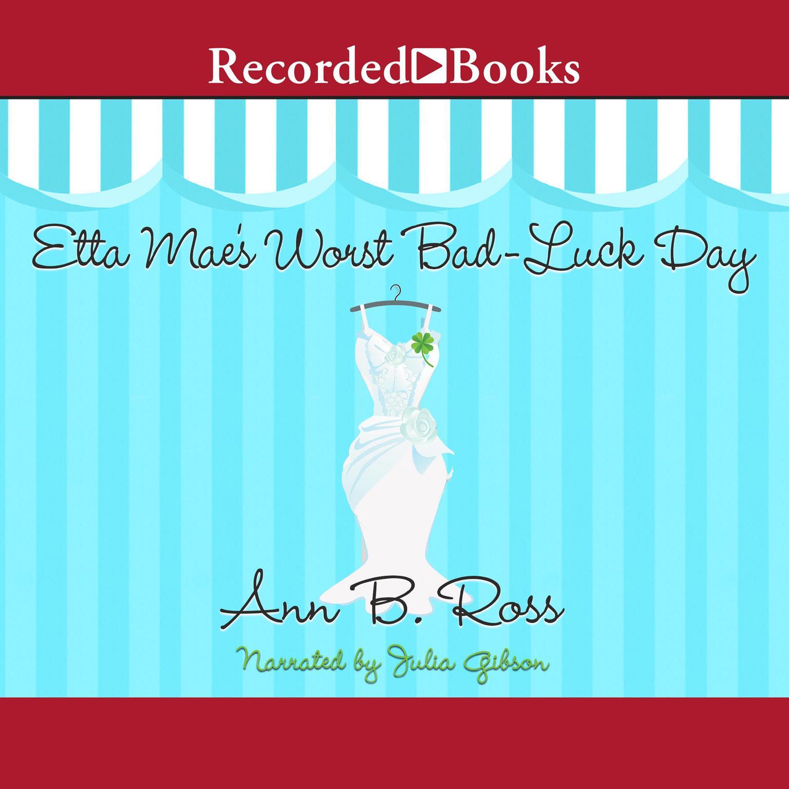 Printable Etta Mae's Worst Bad-Luck Day Audiobook Cover Art