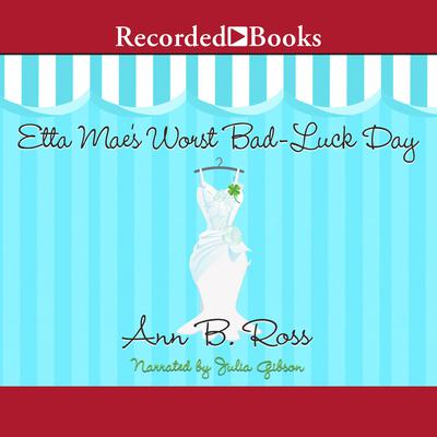 Etta Maes Worst Bad-Luck Day Audiobook, by