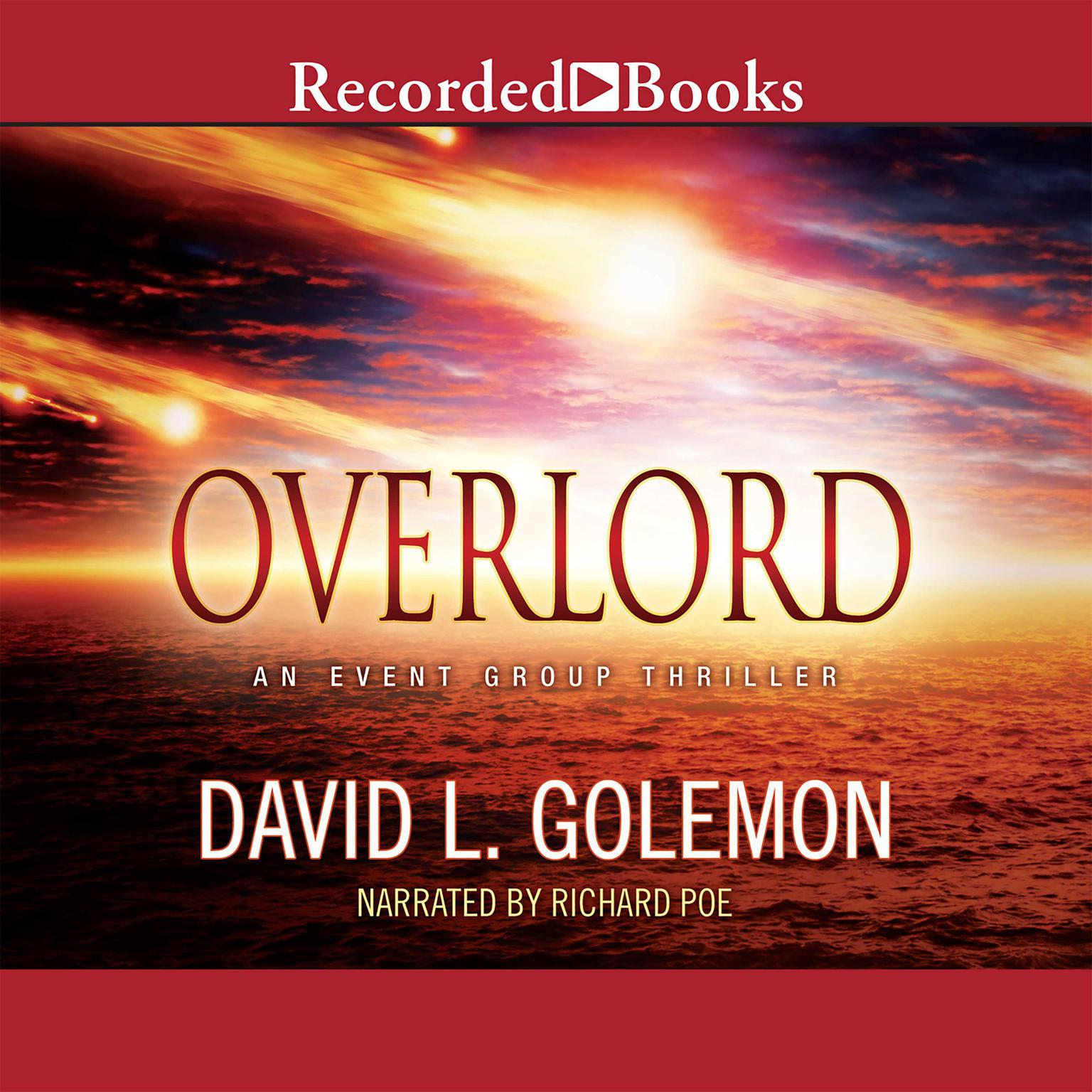 Printable Overlord Audiobook Cover Art