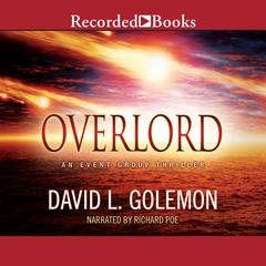 Overlord Audiobook, by David L. Golemon
