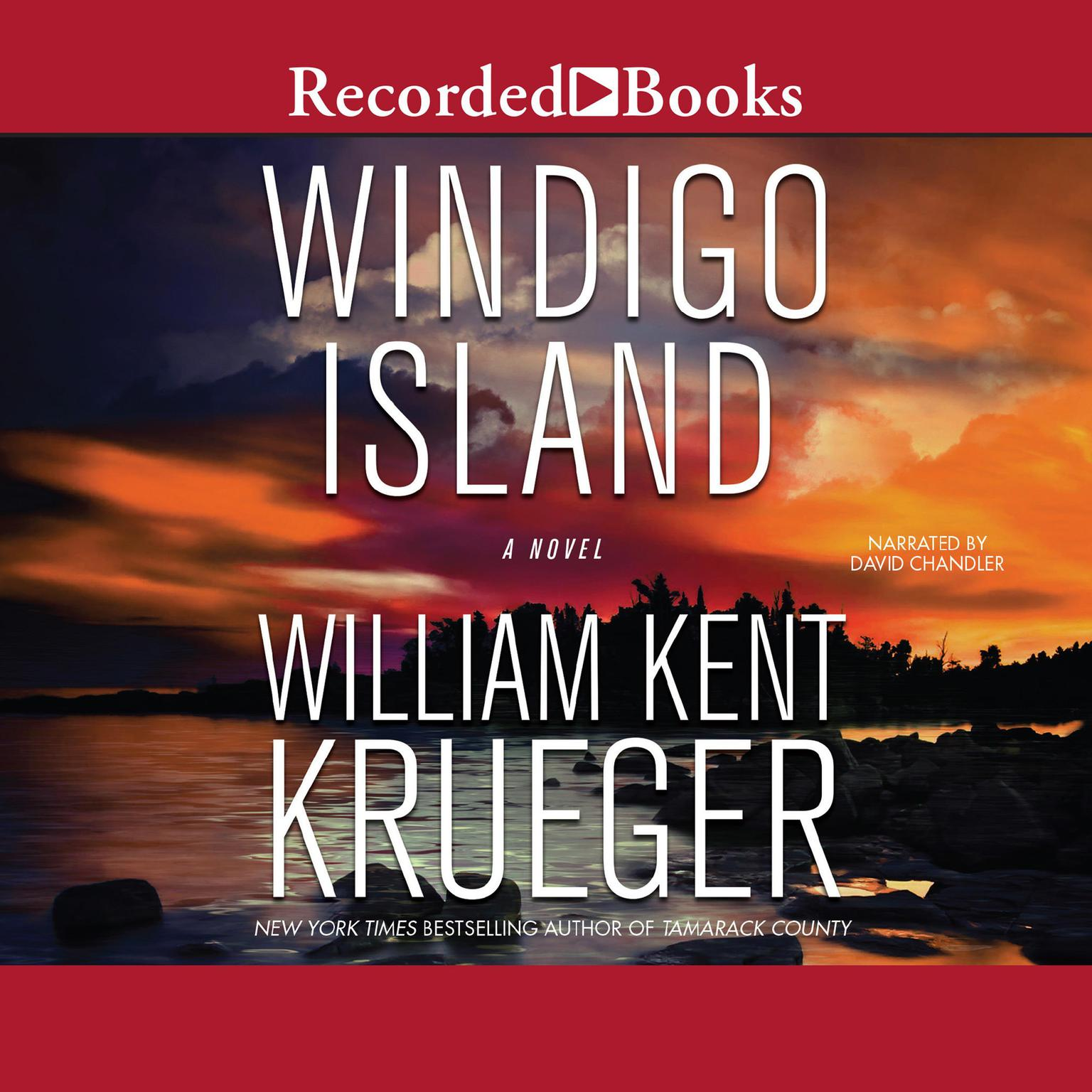 Printable Windigo Island Audiobook Cover Art