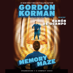 Memory Maze Audiobook, by Gordon Korman