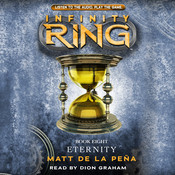Eternity Audiobook, by Matt de la Peña