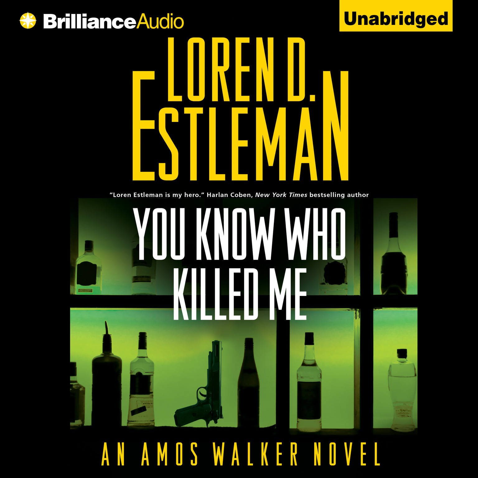 Printable You Know Who Killed Me Audiobook Cover Art